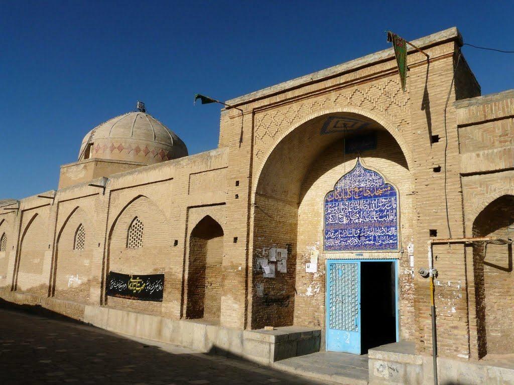 مسجد-جامع-گلپایگان