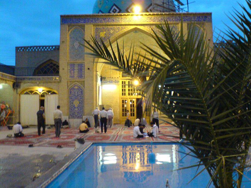 مسجد رکنالملک