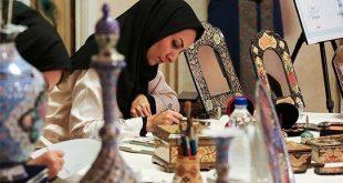 افتتاح دوازدهمین جشنواره صنایع دستی در استان مرکزی